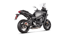 Yamaha Tracer 9 GT Akrapovic exhaust t**anium