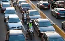 France restarts lane-splitting 'experiment' in 21 regions